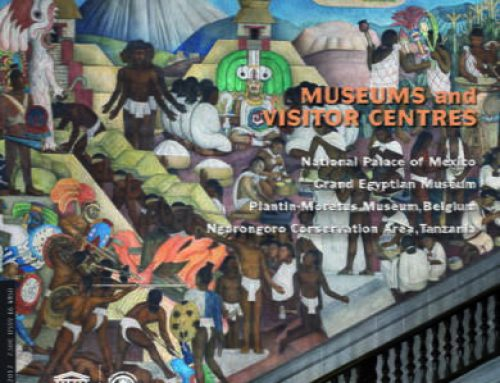World Heritage Review Nº 83 (April 2017): Museums and visitor centres