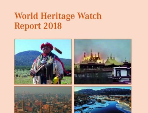 World Heritage Watch Report 2018
