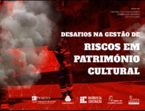 Desafíos en la gestión de riesgos en patrimonio cultural = Desafios na gestão de riscos em patrimonio cultural