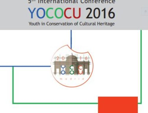 Actas online: 5th International Conference YOCOCU 2016: Youth in Conservation of Cultural Heritage