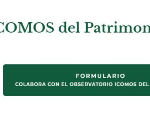 Observatorio del Patrimonio de ICOMOS España