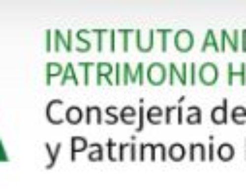 """IAPH: Lanzamiento  del proyecto """"LAPat: Laboratorio Abierto del Patrimonio Cultural de Andalucía"""""""
