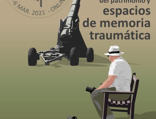 XX Jornadas de la Asociación para la Interpretación del Patrimonio (AIP): Interpretación del patrimonio y espacios de memoria traumática – 4-6 Marzo 2021