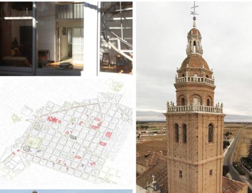 Ganadores de la 5ª edición del Premio Europeo de Intervención en el Patrimonio Arquitectónico