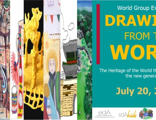 Intercontinental Exhibition «Reconnecting with your culture»: Drawings from the World. The heritage of the World through the eyes of the new generations